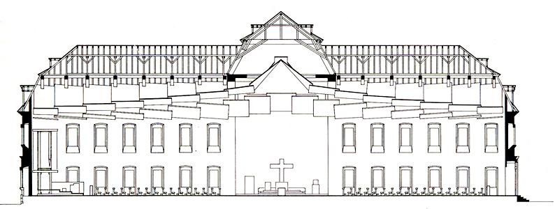 Architekt Bruchsal lothar götz 76646 bruchsal schlosskirche 1964 bis 1966